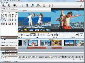 Screenshot of VideoPad Video Editing Software
