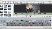 Screenshot of VideoPad Video Editor Free for Mac