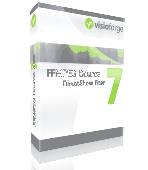 VisioForge FFMPEG Source DirectShow Screenshot