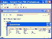 Voicent Flex PBX Screenshot