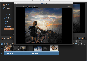 Voilabits PhotoSlideshowMaker for Mac Screenshot