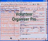 Volunteer Organizer Pro Screenshot