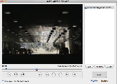 WMV splitter for Mac Screenshot