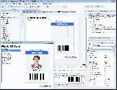 WPF Barcode Professional Screenshot