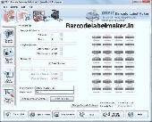 Warehouse Barcode Label Maker Screenshot