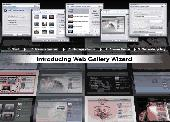 Web Gallery Wizard Screenshot