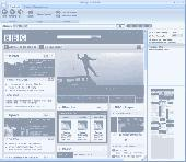 Screenshot of Web Page Thumbnails