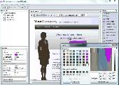 WebsitePainter Screenshot