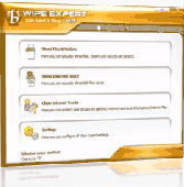 Wipe Expert 3 Screenshot