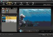 Screenshot of Womble EasyDVD