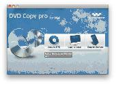 Wondershare DVD Copy Pro for Mac Screenshot
