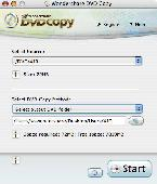 Wondershare DVD Copy for Mac Screenshot