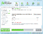 Screenshot of Wondershare Kinager
