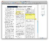 Screenshot of Wondershare PDF Editor for Mac
