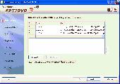 Wondershare PPT2DVD Screenshot