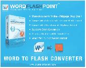 WordFlashPoint - Word to Flash Converter Screenshot