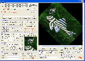 Screenshot of X360 Image Processing ActiveX OCX