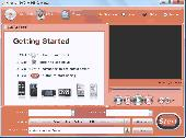 XFreesoft DVD to 3GP Converter Screenshot