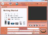 XFreesoft DVD to AVI Converter Screenshot