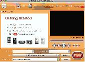 XFreesoft Mac DVD to 3GP Converter Screenshot