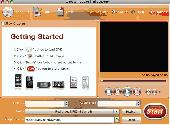 XFreesoft Mac DVD to iPod Converter Screenshot
