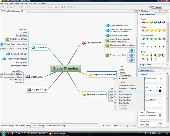 XMIND 2008 Pro for Windows Screenshot