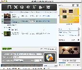 Xilisoft AVI to DVD Converter6 for Mac Screenshot