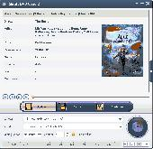 Xilisoft DVD Copy Screenshot