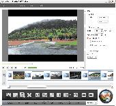 Screenshot of Xilisoft Photo DVD Maker