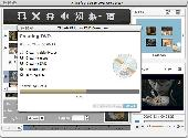 Xilisoft Video to DVD Converter for Mac Screenshot
