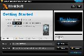 Xlinksoft Blackberry Video Converter Screenshot