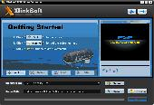 Xlinksoft PSP Video Converter Screenshot