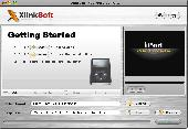 Xlinksoft iPod Video Converter Screenshot