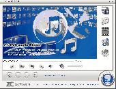ZC DVD Audio Ripper Screenshot