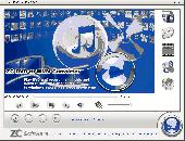 Screenshot of ZC DVD to WMV Converter