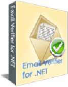 .NET Email Verifier Component Screenshot