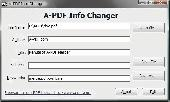 A-PDF INFO Changer Screenshot