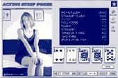 Active Strip Poker Screenshot