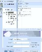 AM LAN Messenger Screenshot