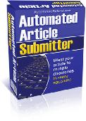 Automated Article Submitter Screenshot
