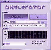 Axelerator Screenshot