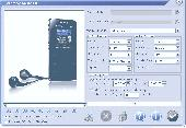 Aya AVI DVD FLV Video Splitter Cutter Screenshot