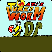 Azi's Turbo Worm Screenshot