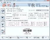 Barcodes for Health Industry Screenshot