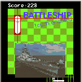 Battleship touch enabled Screenshot