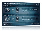 Blaze iPhone Converter Suite Screenshot