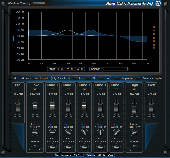 Blue Cat's Parametr'EQ Screenshot
