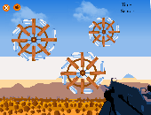 bottle shooter Screenshot
