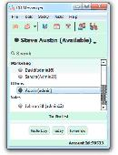 CD Messenger: Office Instant Messenger Screenshot