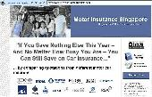 Compare Car Insurance Singapore Screenshot